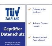 Geprüfter Datenschutz - Wir sind zertifiziert